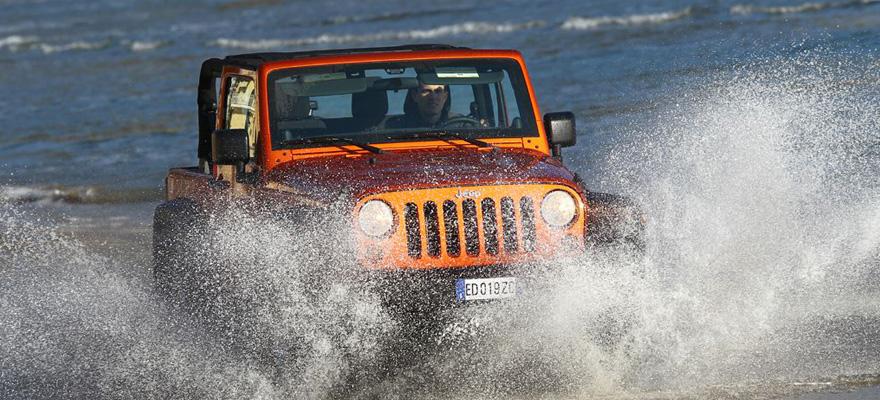 Accessori e ricambi originali Jeep