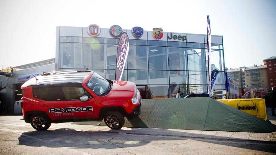 concessionaria jeep torino