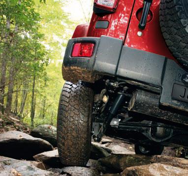 Jeep - vettura su sterrato