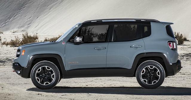 Jeep renegade a settembre da spazio group le prime consegne for Interno jeep renegade