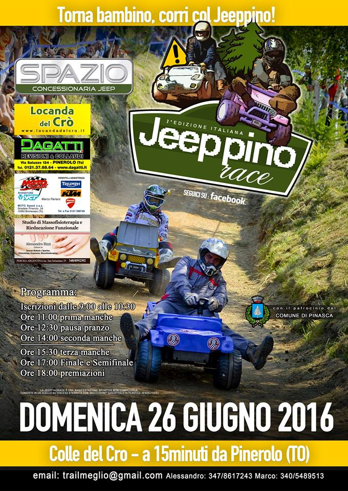 Jeeppino Race