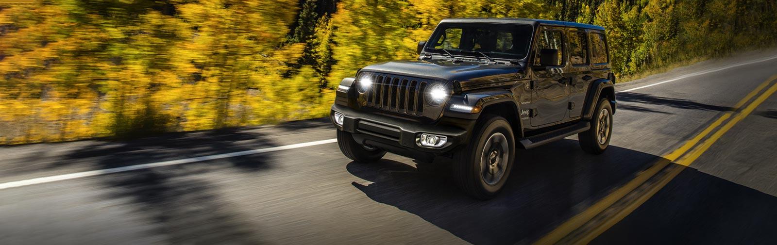 Jeep Wrangler Unlimited Torino