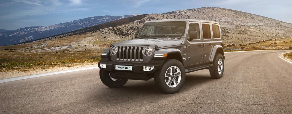 Jeep Wrangler Torino