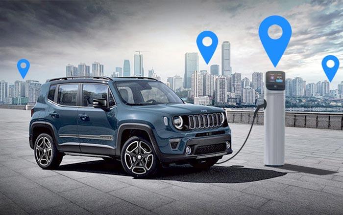 Jeep Renegade Hybrid Plug-in Torino