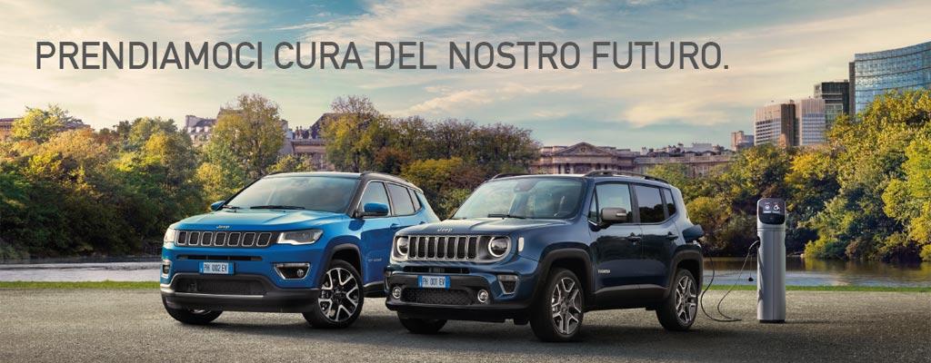 Jeep Renegade e Compass Torino