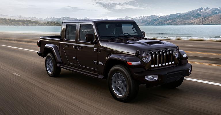 Nuova Jeep Gladiator tua con anticipo Jeep Free di 20.000€